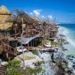El hotel de Tulum que está sobre la copa de árboles mayas