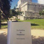 En la Zona Arqueológica de Tulum, segundo encuentro de lectura