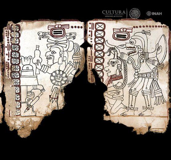 Códice Maya 31AGO18