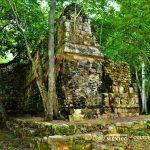 Confirman existencia de un palacio en la Zona Arqueológica de Kulubá, Yucatán