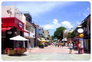 Quinta Avenida de Playa del Carmen 1606172