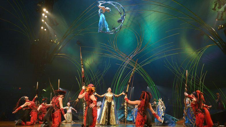Cirque du Soleil 250917