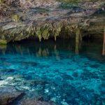 Cenote Jaguar, espectacular escenario del Festival de Arte Independiente de Tulum