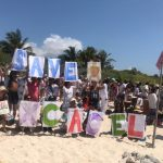 Unidos por Xcacel; convocan a protesta pacífica en la Quinta Avenida