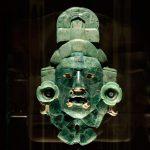 Inauguran la sala permanente de la Máscara de Calakmul