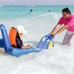 Tulum ya cuenta con playa inclusiva para personas con discapacidad