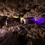 Resguardan Altar Maya encontrado dentro de un cenote en Playa del Carmen