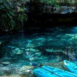 Autorizan nadar en cenotes al 30% de su capacidad en Playa del Carmen