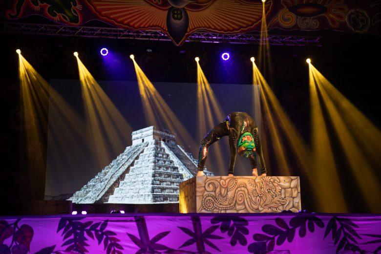 Inspirado en la naturaleza y la magnífica cultura maya nace ORIGEN, un nuevo espectáculo 100%mexicano