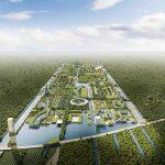 La primera ciudad con bosque inteligente del mundo basada en el mundo maya