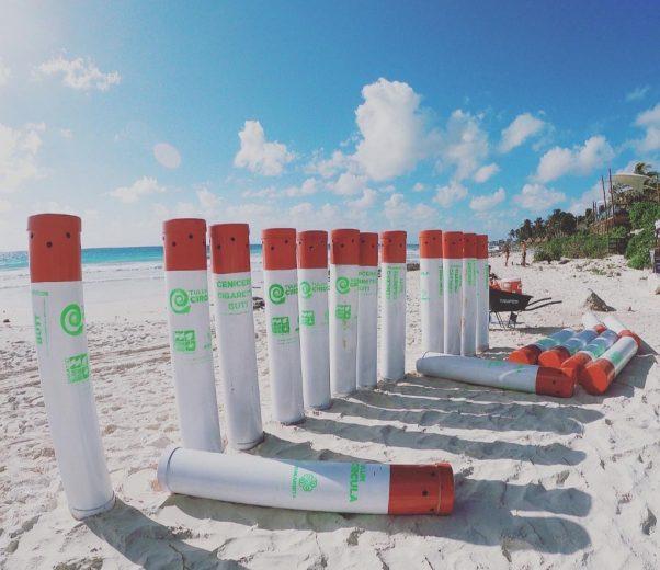¿Fumas? Si vas a Tulum, ya puedes evitar contaminar el mar