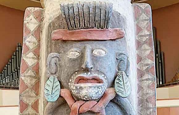 Repatriarán de Detroit una urna maya; es considerada de alto valor histórico