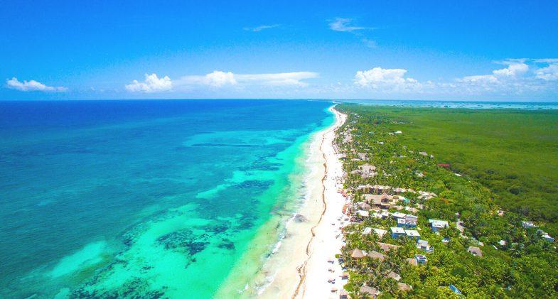 Nominan a Tulum como mejor playa en los World Travel Awards 2021
