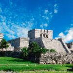 Reabre la Zona Arqueológica de Tulum, Quintana Roo